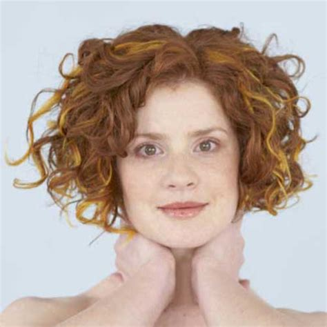 hair cut for big face frizzy hair best curly short hairstyles for round faces short
