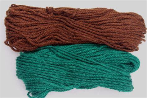 lydia s rug yarn lot vintage rug yarn lydia s polyester rug craft yarn 30 skeins all colors