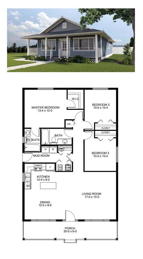 Floor Plans For Small Houses best 25 small house plans ideas on pinterest small home