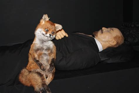 Taxidermy Fox Meme - the stoned fox wins over russia s underdogs wsj