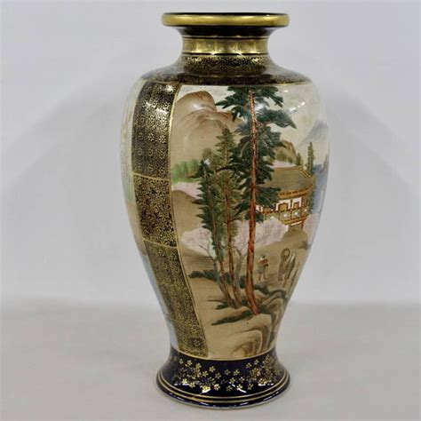 Imperial Vase by Imperial Satsuma Royal Vase Circa 1880s For Sale At 1stdibs