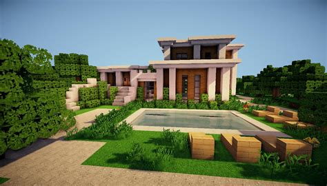 awesome modern houses check these minecraft modern houses so you can discover