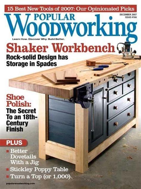 popular woodworking december  shopwoodworking