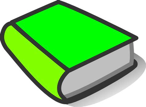 green a novel books green book reading clip at clker vector clip