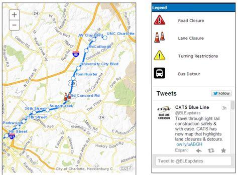 lynx light rail schedule cats map will help navigate light rail extension traffic