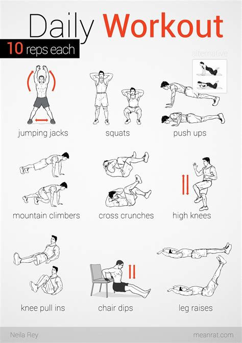 easy workout plans at home chest workout at home no weights body pinterest