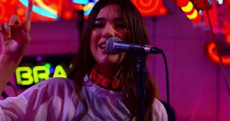 dua lipa one dua lipa makes it onto bbc s the sound of 2016 list video