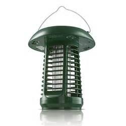 nk63 solar powered uv bug zapper insect killer led