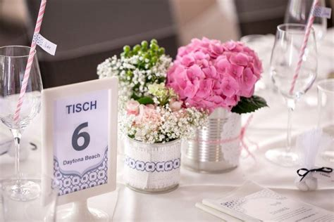 Deko Hochzeit by 1000 Bilder Zu Tischdeko Wedding Decorations Auf