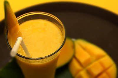 bahan untuk membuat jus mangga initerbaru cara membuat jus mangga