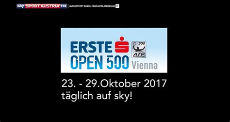 die erste bank die erste bank open live auf sky sky sport austria