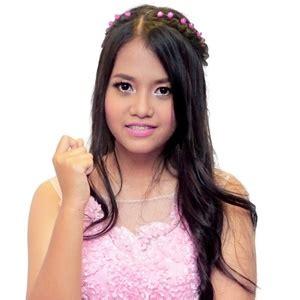 biodata hanin dhiya rising star indonesia hanin dhiya berita foto video lirik lagu profil bio