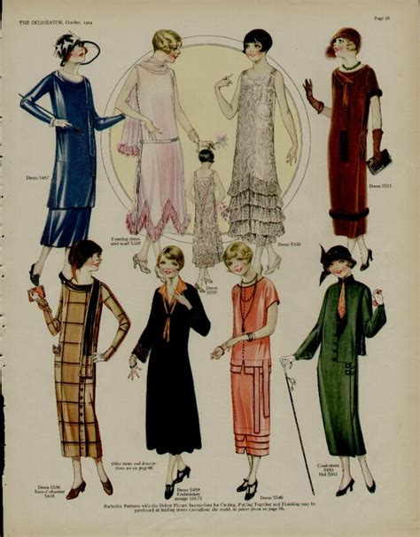 clothing style 1924 17 best images about 1924 women s fashion on pinterest