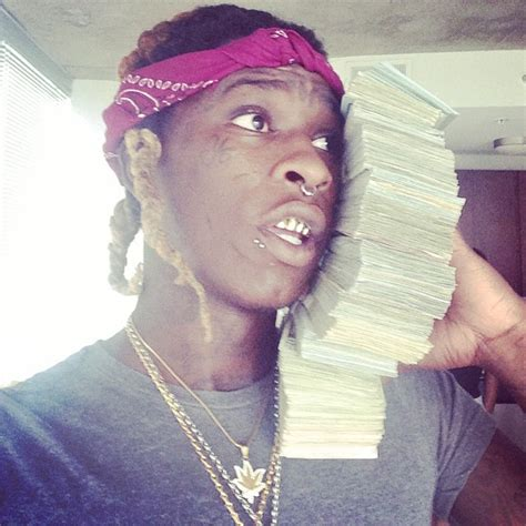is young thug accidentally destroying cash money records