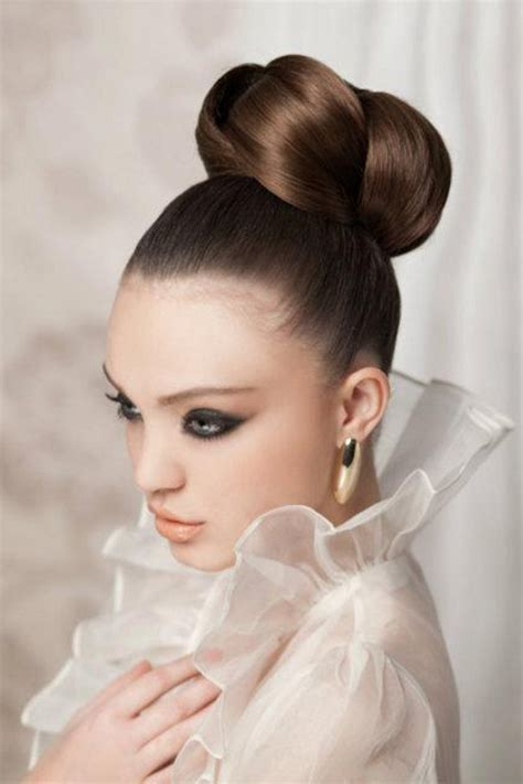 Wedding Hairstyles Big Bun by Pictures 8 Wedding Hairstyles For Hair Bun