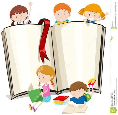 libro artists drawing techniques discover progettazione del libro con i libri di lettura dei bambini illustrazione vettoriale immagine