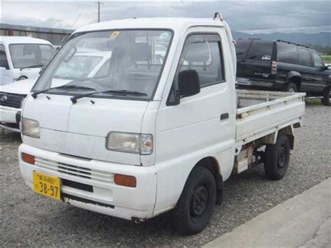Suzuki Carry Cer Suzuki Carry Truck 1992 Japanese Used Car Exporter