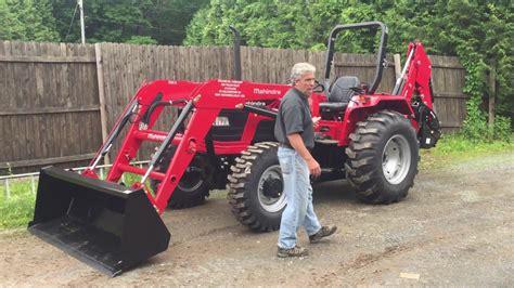 mahindra tractor loader mahindra 5555 tractor loader 75b backhoe