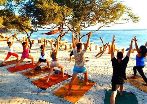 yoga place gili trawangan