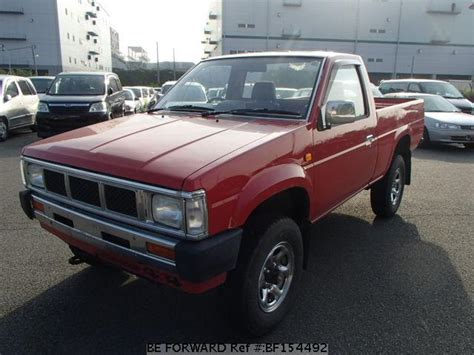 nissan datsun 1990 used 1990 nissan datsun pickup t qyd21 for sale bf154492