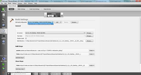 qt programming stack overflow debugging qt creator ignores breakpoint stack overflow