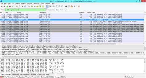 tutorial wireshark 2 0 1 decrypting tls browser traffic with wireshark the easy