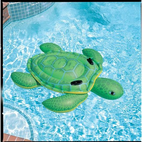 turtle ride on 75 quot x67 quot leisure depot