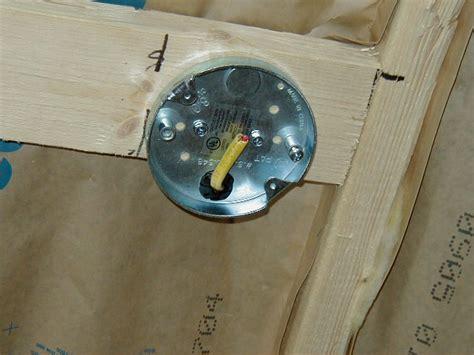ceiling fan pancake box installing pancake box installing free engine image for