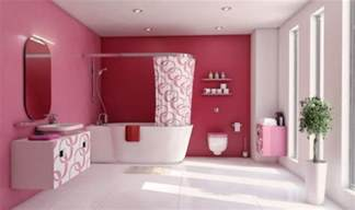 Pink Bathroom Ideas by Pretty Pink Bathroom Designs
