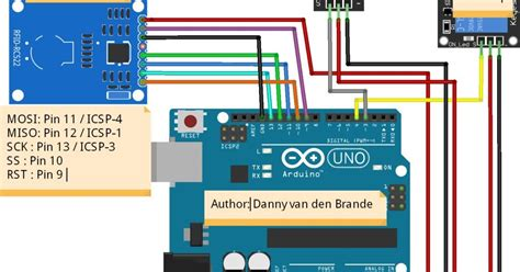 tutorial arduino rfid door access control with arduino and rfid rc522 arduino