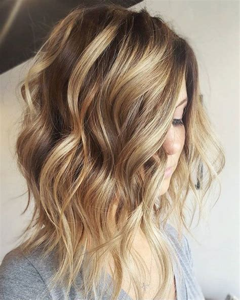 Medium Hairstyles For 2017 by Stylish Wavy Hairstyles For 2017 2017 Haircuts