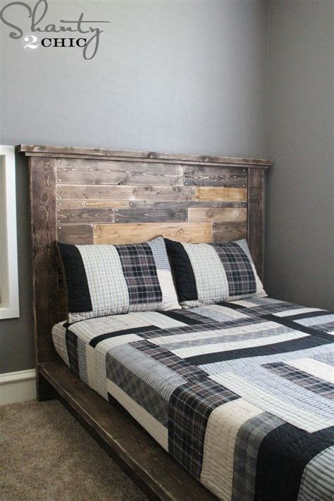 diy headboard storage 17 best images about bedroom on wood storage headboard ideas and diy pallet