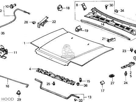 free download parts manuals 1987 honda accord security system 1987 honda accord lx radiator 1987 free engine image for user manual download