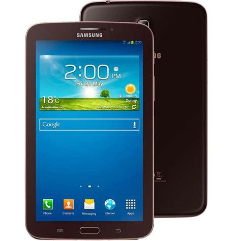 Samsung Tab 4 7 Second Tablet Samsung Galaxy Tab 3 Marrom Tela 7 Sm T2110 3g 8gb Processador Dual De 1