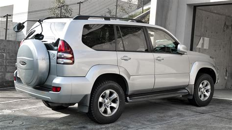 toyota land cruiser prado toyota land cruiser prado photos reviews specs
