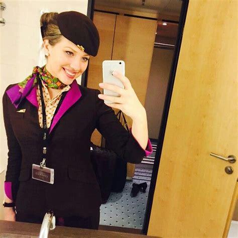 etihad cabin crew etihad airways stewardess crewfie aksenovavv etihad