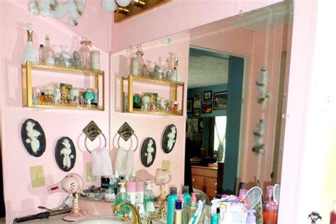 my quotultra girlyquot master bathroom tags pink teal aqua
