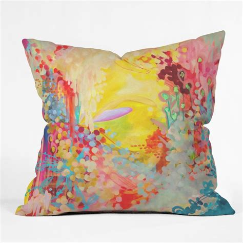 Pixie Pillows by Corfee Pixie Throw Pillow Deny Designs Home