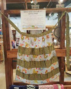 pattern for egg apron egg gathering apron giveaway yoder sewing room etsy