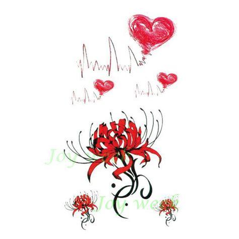 henna tattoo mansfield waterproof temporary sticker manjusaka spider