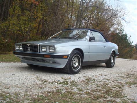 1986 Maserati Biturbo biturbo196786 1986 maserati biturbo specs photos
