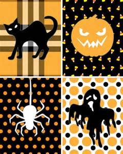 Winter Birthday Party Decorations - halloween silhouette free printables how to nest for less