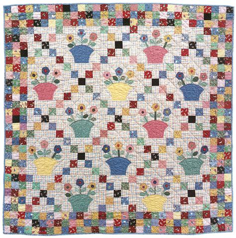 Patchwork Applique Patterns - the location of that patchwork place revealed free