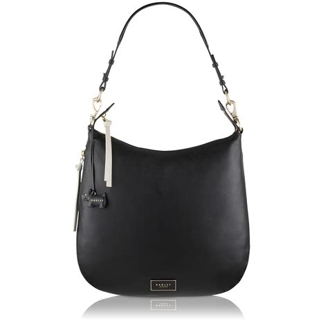 Update Devi Kroell Designer Handbags For Target by Large Zip Top Leather Hobo Bag With Gold Detail From Radley