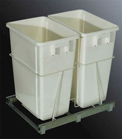 Kitchen Cabinet Trash Bin Trash Bin Kitchen Bin Cabinet Bin Garbage Bin Waste Bin Kdb027 Manufacturer Supplier Exporter