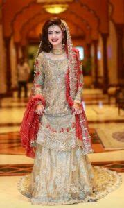 latest pakistani wedding dresses bridal dresses tazeenpk