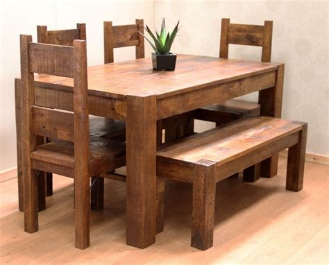 Dining Tables And Chairs Designs Woodworking For Everyone Woodworking Plans Designs Wooden Chair Table