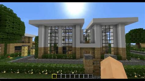 minecraft world map city homes minecraft modern city house 6