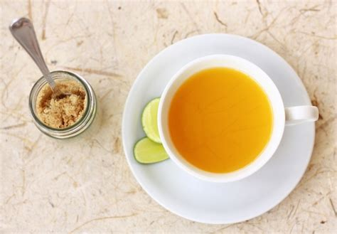Turmeric Liver Detox Tea by The Best Morning Detox Teas For Glowing Skin Career