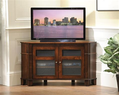 Livingroom Storage by Amish Arlington Corner Tv Stand